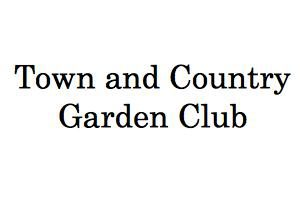 Town and Country Garden Club