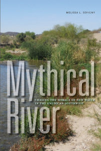 cover of the book Mythical River