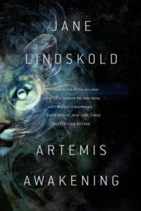 cover of Artemis Awakening